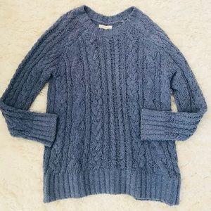 Pac Sun Blue Sweater Size Small